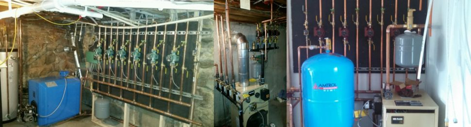 Oil & Gas Boiler Pictures
