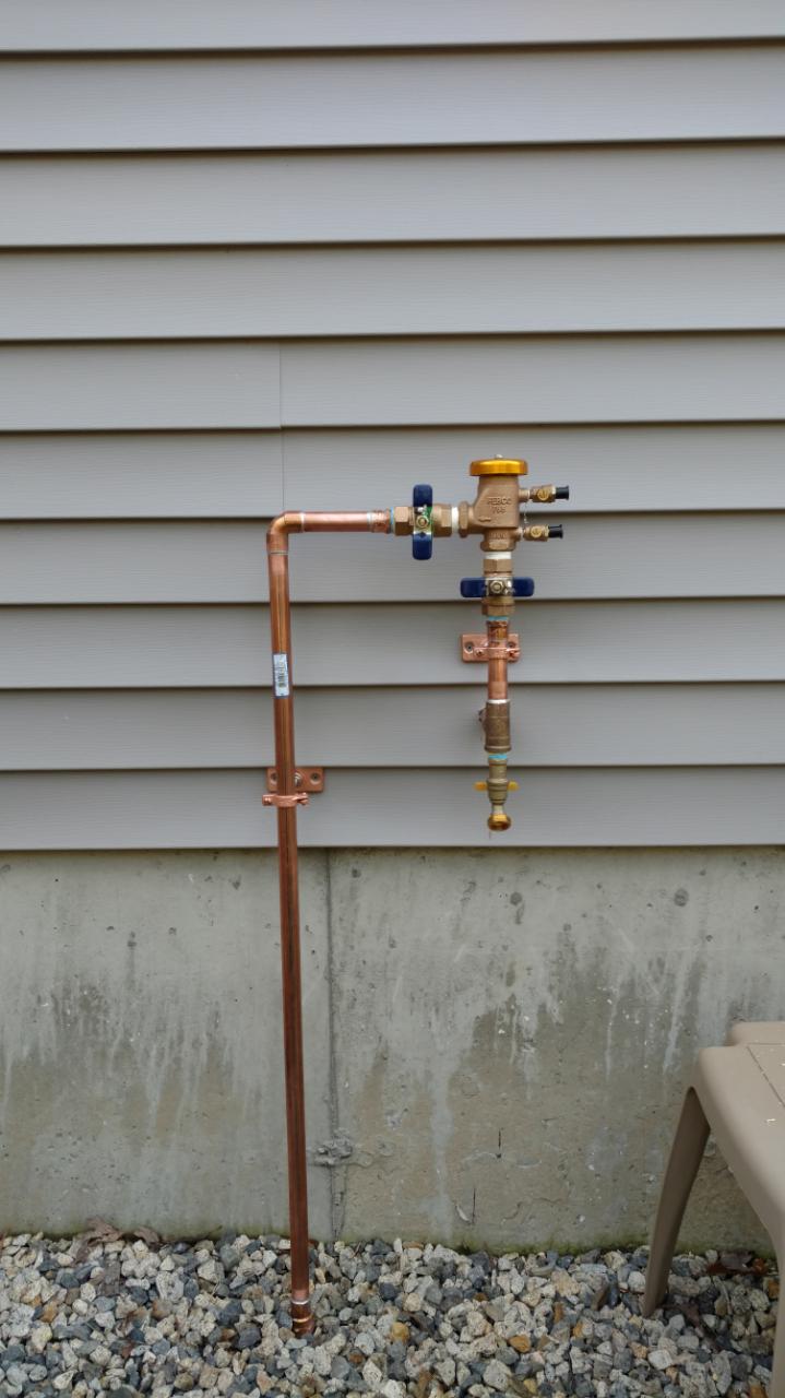Backflows American Plumbing Heating Amp Cooling 603 826 6000